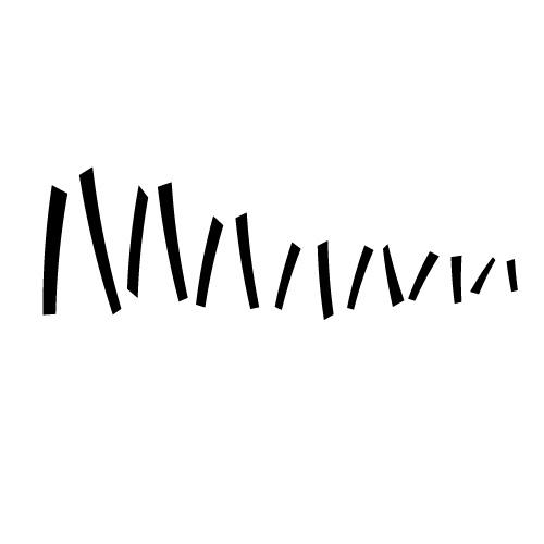 ハハハハの笑い声的な効果音イラスト