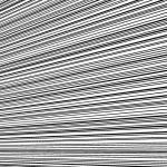 斜めに流れる細かい効果線イラスト素材